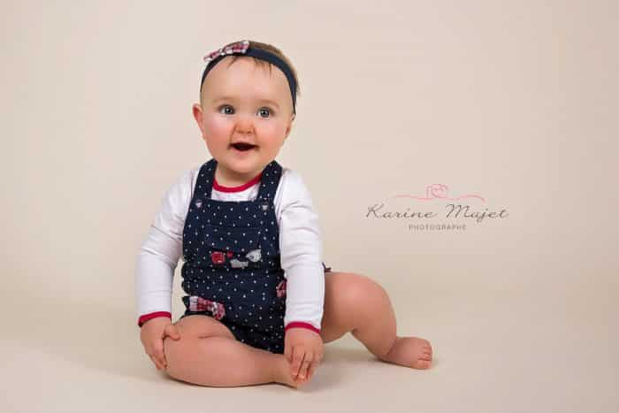 shooting photo sourire enfant Karine Majet photographe Paris
