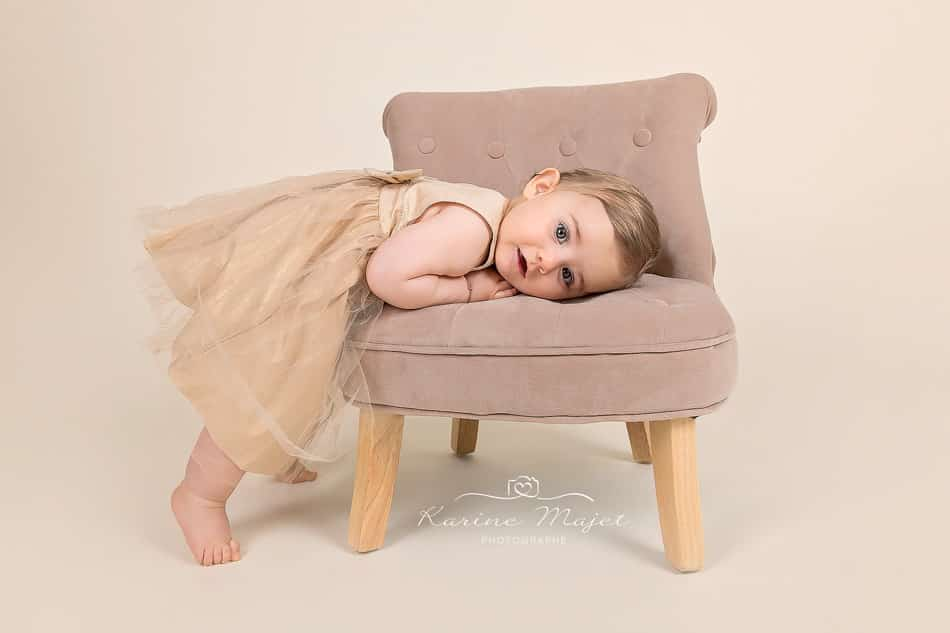 smash cake photo session one year baby Karine Majet photographe