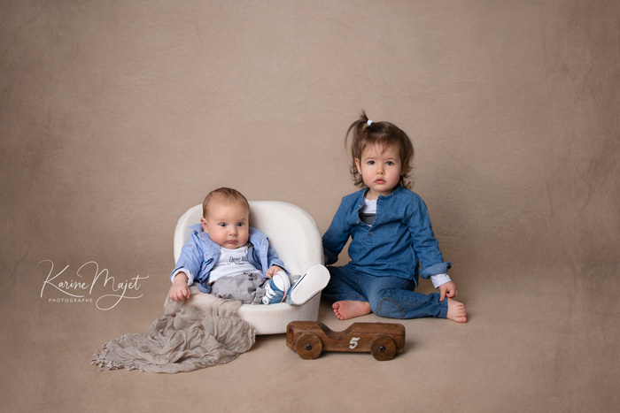 newborn photo session antony how to get pictures with siblings karine majet photographer