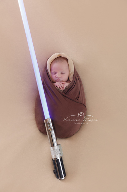 seance-photo-bebe-maurepas-petite-princesse-leia-star-wars